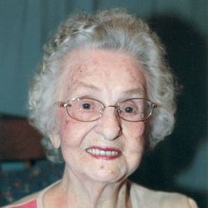 Bertha B. Cooper
