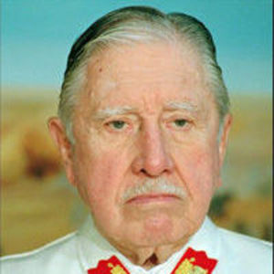 Augusto Pinochet Obituary Photo