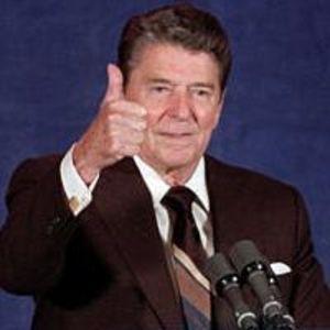 Ronald Reagan Obituary Photo