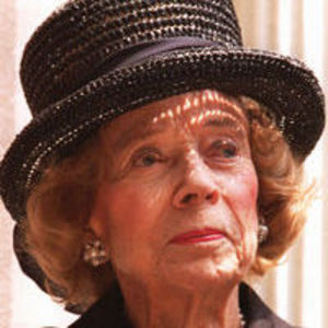 Brooke Astor Obituary Photo