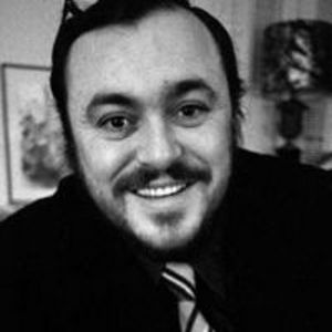 Luciano Pavarotti Obituary Photo