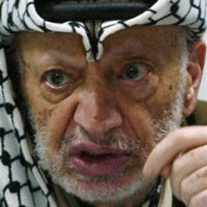 Yasser Arafat Obituary Photo
