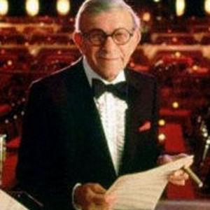 George Burns Obituary Photo