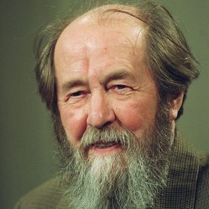Alexander Solzhenitsyn Obituary Photo