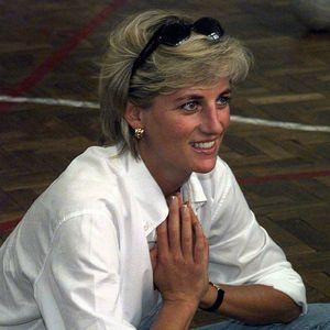 Princess Diana Obituary Photo