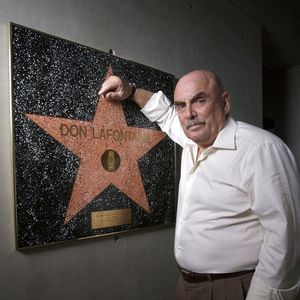 Don LaFontaine Obituary Photo