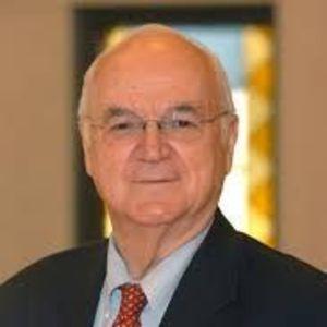 Rev. Richard McBrien Obituary Photo