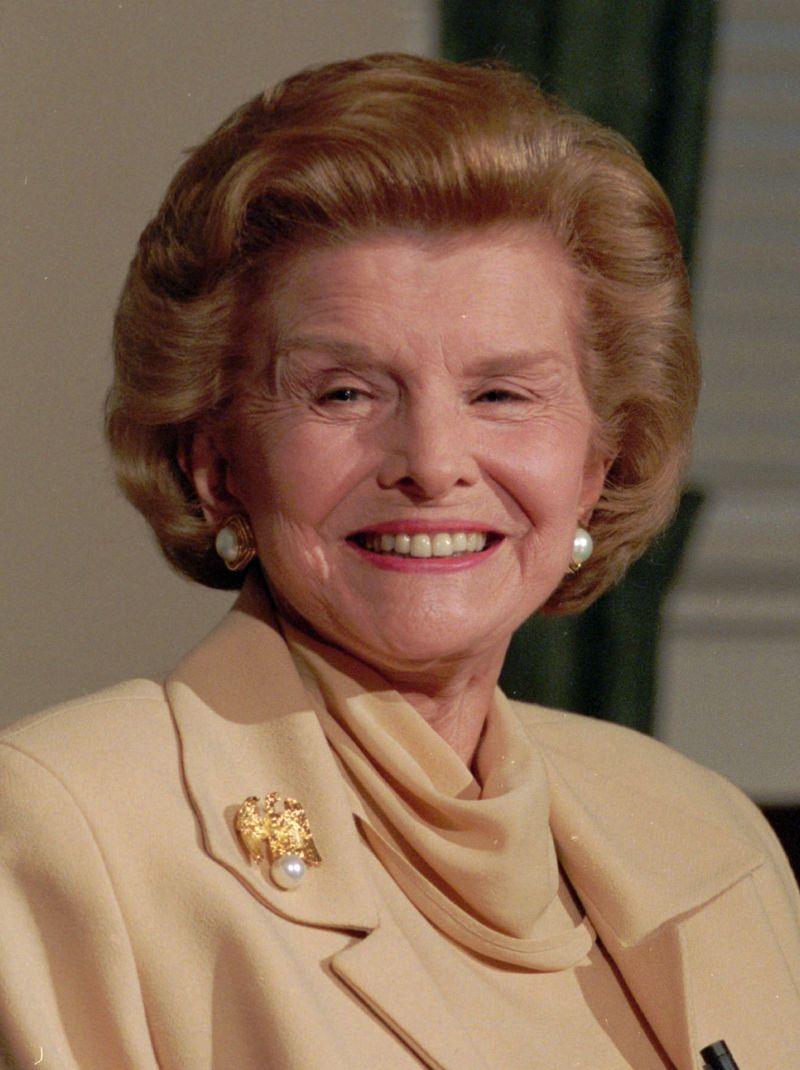 Obituary Photos Honoring Betty Ford Tributes Com
