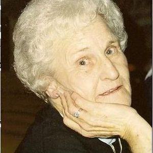 Mrs Lucille Lovedahl Hill
