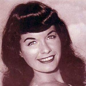 Bettie Page Obituary Photo