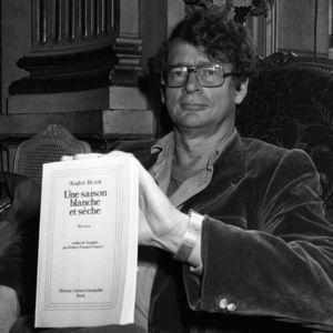 André  Brink Obituary Photo