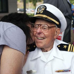 Lt. Cmdr. Joseph Langdell Obituary Photo