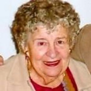 Mrs. Patricia Helene Voss