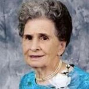 Mrs. Ruby Carmen Hall