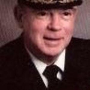 Capt. George Allen Adams, Usn, Ret.