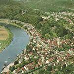 Martha's Hometown Village Neckarsteinach Four castles overlooking the Neckar River ... beautiful  !!