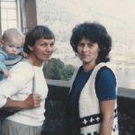 Martha's beloved sister Elisabeth and niece Freiderike