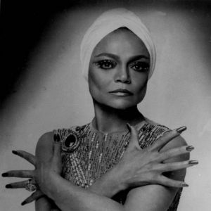 Eartha Kitt Obituary Photo