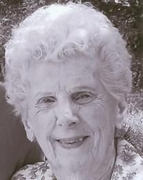 Bernice Lilly Jorgensen obituary photo