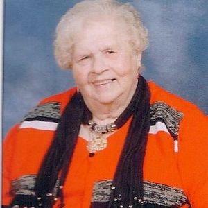 Peggy Allred