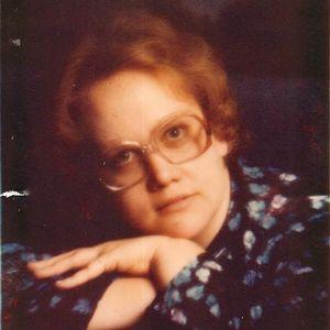Sonia Louise Oliver Obituary Photo