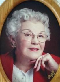 Mary E. Funk obituary photo