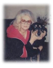 Betty Carmella Palumbo obituary photo