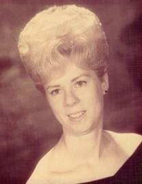 Maxine Addie Luiz obituary photo