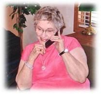 Frances Dee Hildreth obituary photo
