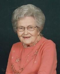 Imogene Imogene Baswell obituary photo
