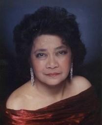 Maria Victoria P. Onguda obituary photo