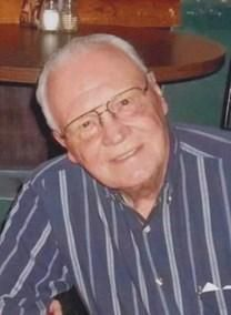 Edwin Parker obituary photo
