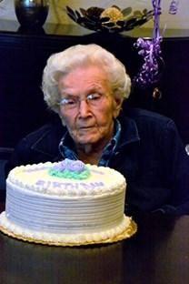 Luella K. Garza obituary photo
