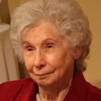 Susie Opal Barrett obituary photo
