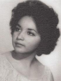 Margaret Marie Martinez obituary photo