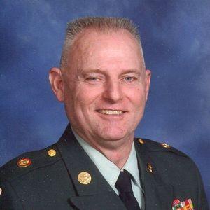 MSG Robert L. James, Retired