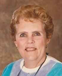 Ruby Jean Ghosio obituary photo