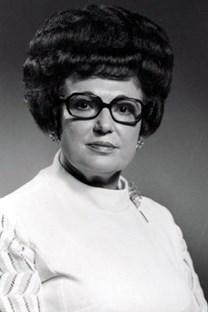 Annie Leona Wanoreck obituary photo
