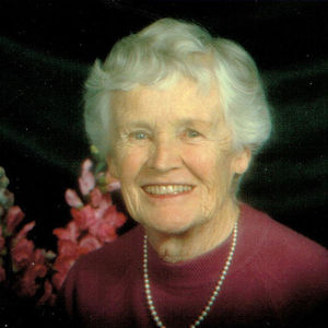 Madeleine Pope Hall Obituary Photo