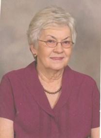 Margaret Wanda Beauchaine obituary photo