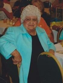 Doris Henderson McBurnett obituary photo