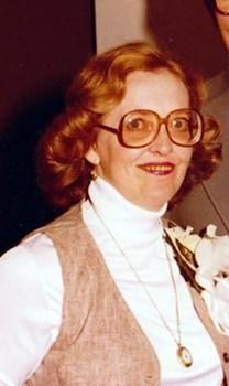Shirley Ann Morgan obituary photo