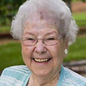Mary Huffman Crowder Obituary Photo
