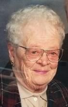 Eleanor A. Sheldon obituary photo