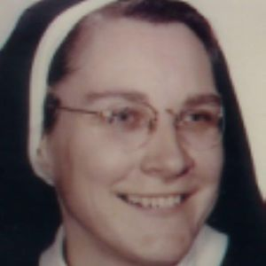 Sister Anthony Mary Scholsky