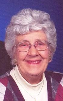 Helen May Seward obituary photo