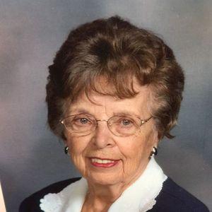 """Margaret """"Jean"""" Fraer"""