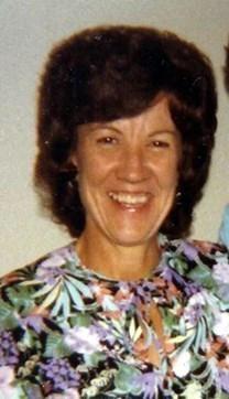 Audrey Lorraine Taylor obituary photo