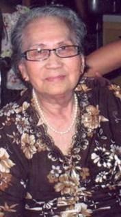 Florentina Smith Vidal obituary photo