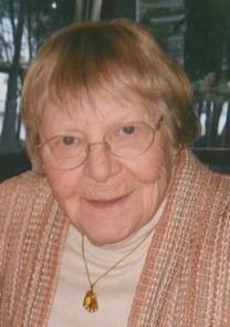 Ruth Hasseltine Ribant obituary photo